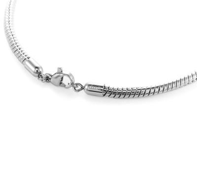 Idun Classic Stainless Steel Mesh Bracelet