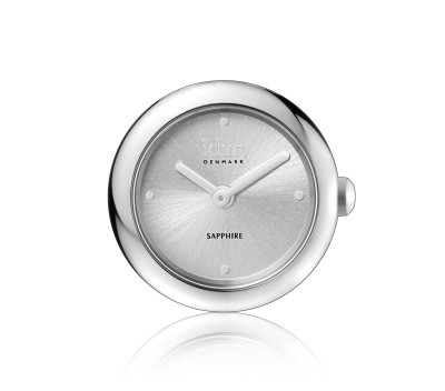 Rocking Charm Watch with Silver Sunray Dial - RCW1500