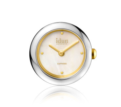 Rocking Charm Watch with Two-Tone Case and Mother of Pearl Dial - RCW2200